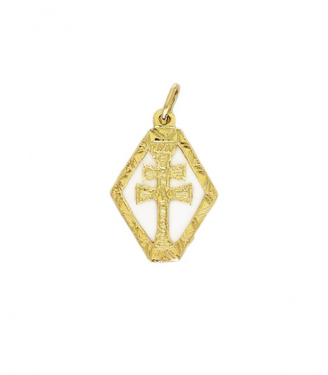 Cruz de Caravaca Rombo de Oro
